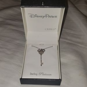 Disney Key Necklace